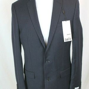 $425 Bar III Slim Fit Active Stretch Suit Jacket